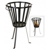 Fire basket 40x39x35 cm