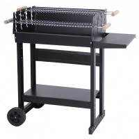 Hibachi barbeque table model 25 cm