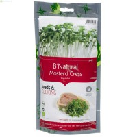 Baza Seeds & Cooking Mosterd cress