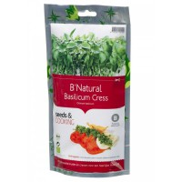 Baza Seeds & Cooking Borage cress