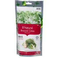 Baza Seeds & Cooking Broccoli cress
