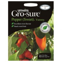 Gro-sure Chilli Zaden Yummy (paprika)