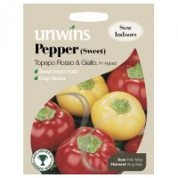 Gro-sure Chilli Zaden Tasty Bell (paprika)