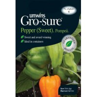 Gro-sure Chilli Zaden Pompeii (sweet)
