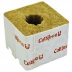 Cultilene Startblocks small hole 7.5x7.5x6.5 1pcs