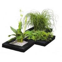 Velda Drijvend planten eiland 35cm vierkant