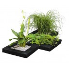 Velda floating plant island 35cm square