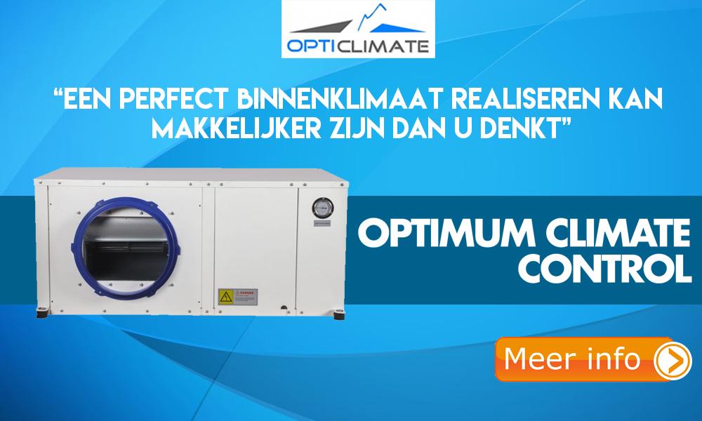 Bestel hier de Opticlimate Pro 3 goedkoop en vakkundig geleverd